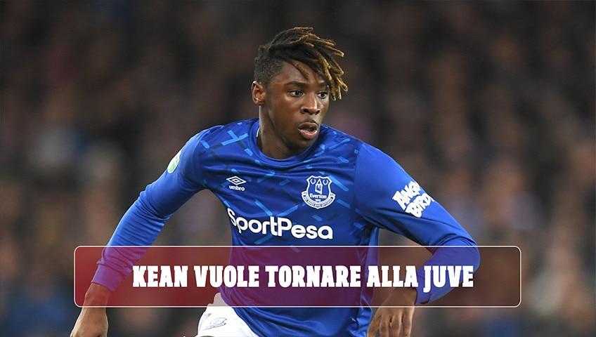 Kean vuole la Juve. Il Borussia Dortmund può attendere