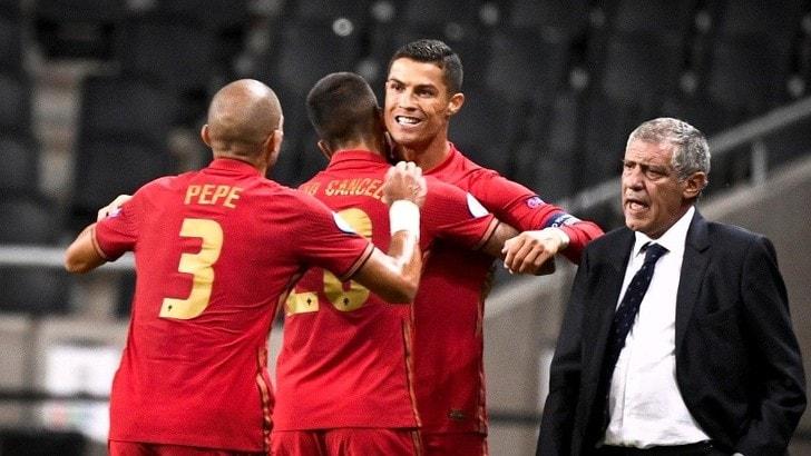 Pelé celebra Ronaldo: