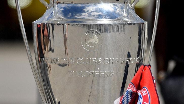 """Uefa: """"Sorteggi di Champions il primo ottobre"""""""