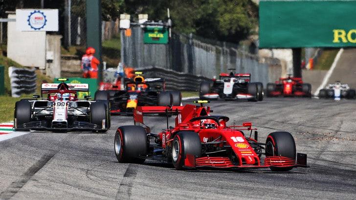 GP Toscana: Sky Sport F1 e Sky Sport Uno pronti a un weekend tutto in diretta