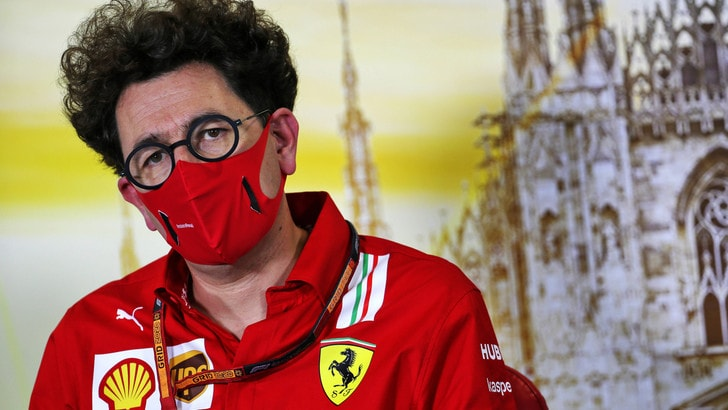 F1 Ferrari, Binotto: