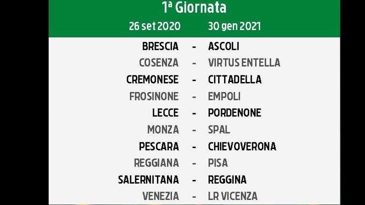 Calendario Serie B 2020 2021, Monza Spal al primo turno   Tuttosport
