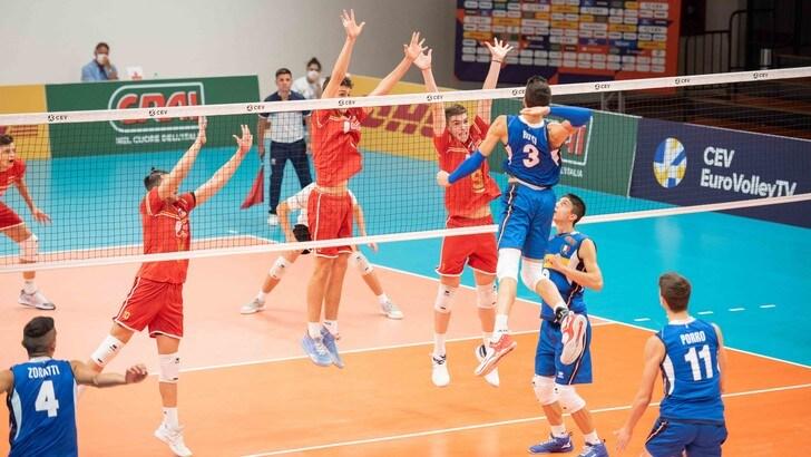 Europei U.18: l'Italia cede al tie break alla Bulgaria