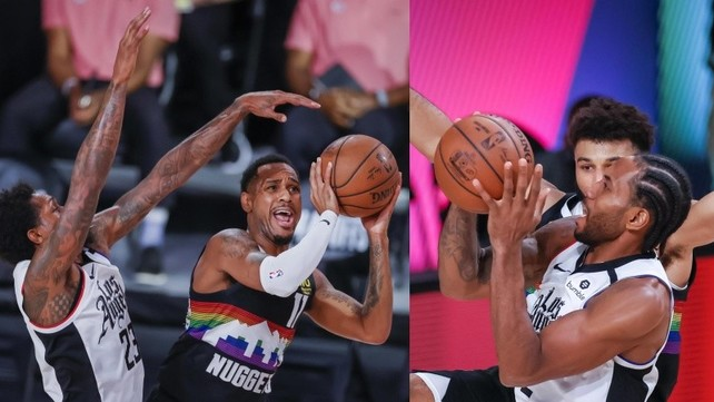 Nba, i Clippers vanno sul 3-1 contro i Nuggets: finale a un passo