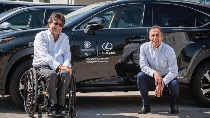 Toyota rinnova la partnership col CIP: consegnati sei automobili
