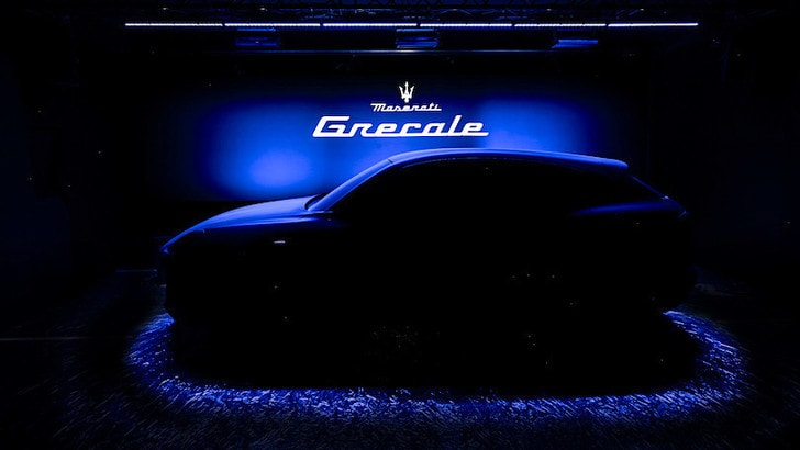 Maserati Grecale, ecco il nome del baby-Levante