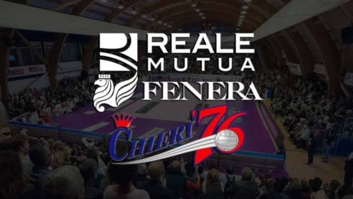 Reale Mutua Fenera Chieri '76 penultimo test match