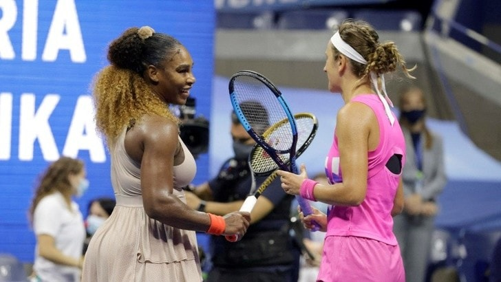 Us Open, Osaka e Azarenka in finale: eliminata Serena Williams