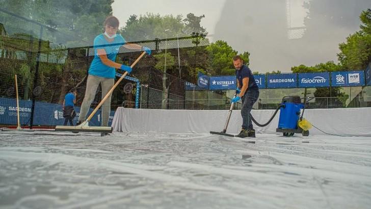 Wpt Sardegna Open, si attende l'ok per giocare dopo la pioggia