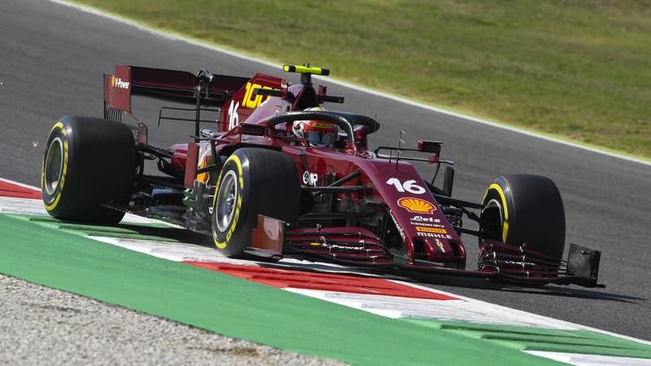 F1 Gp Toscana: a Bottas le prime libere, Leclerc terzo