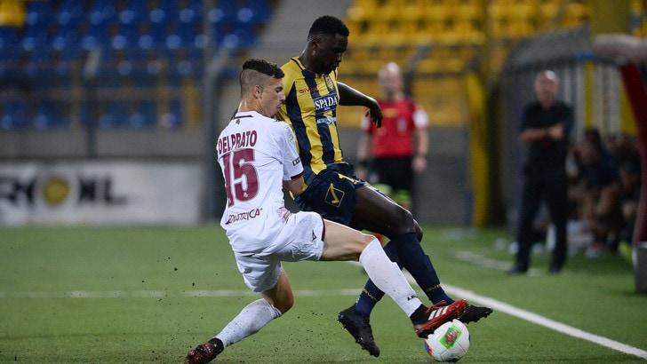 Atalanta, ceduto Del Prato in prestito alla Reggina