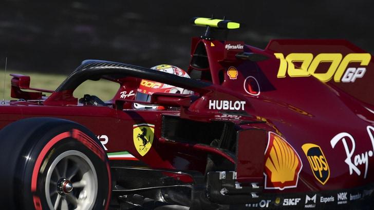 Gp Toscana: ottimo quinto posto in qualifica per Leclerc, Hamilton in pole