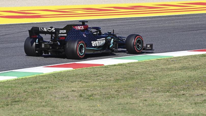 """Gp Toscana, Hamilton: """"Grande pole su una pista complicata"""""""