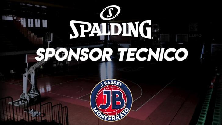JB Monferrato veste Spalding