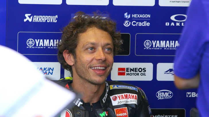Gp San Marino, Valentino Rossi: