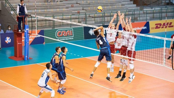 Europei U.18: gli azzurri battono la Polonia e volano in finale