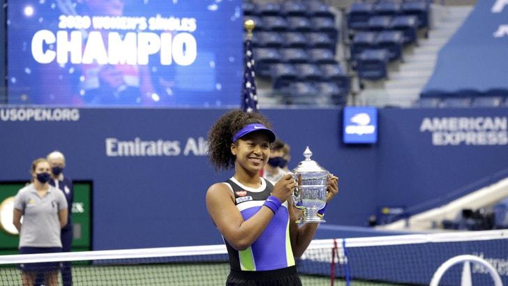 Us Open, vittoria di Naomi Osaka: Azarenka sconfitta in finale