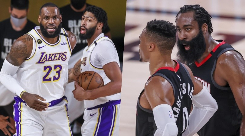 Nba, Lakers in finale a Ovest: i Rockets si arrendono 4-1