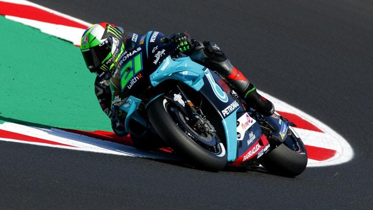 Gp San Marino, Morbidelli vince davanti a Bagnaia! Valentino Rossi 4°
