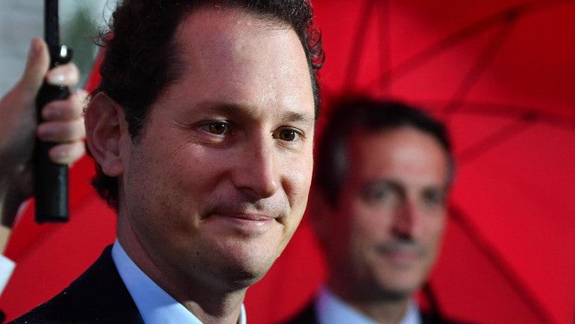 """Ferrari, Elkann: """"Momento difficile, ma ci aspetta un grande futuro"""""""