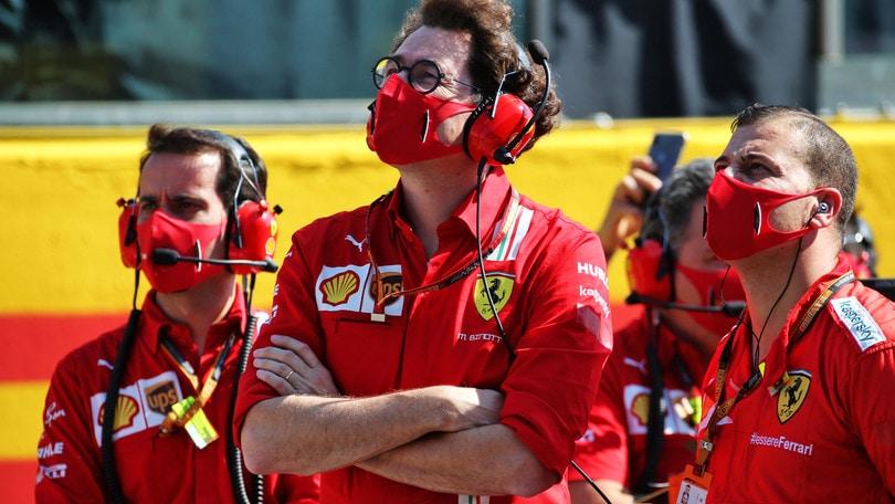 """Ferrari, Binotto: """"Siamo molto delusi, non abbiamo velocità"""""""