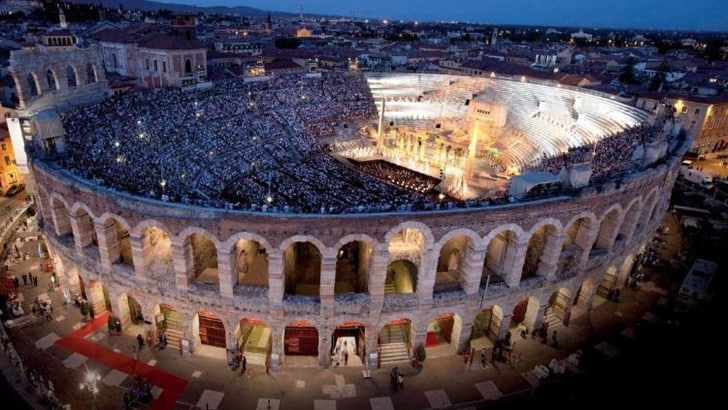 L'Arena di Verona non ospiterà la finale di Supercoppa