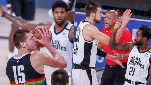 Nba, Jokic incontenibile: Nuggets a gara-7 contro i Clippers