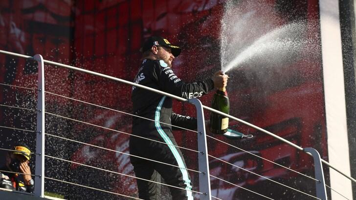 GP Toscana, Bottas: