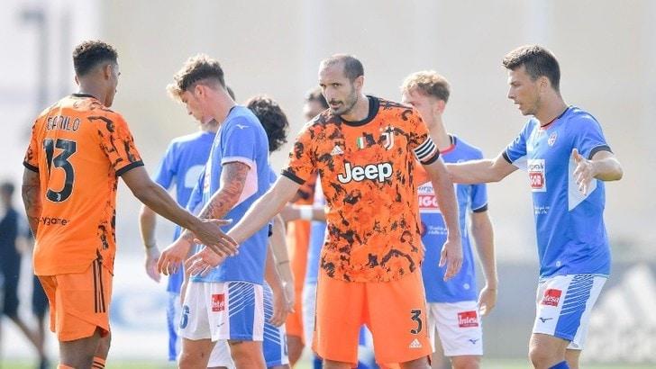 """Juve, Chiellini: """"Partiamo per vincere, come ogni anno"""""""