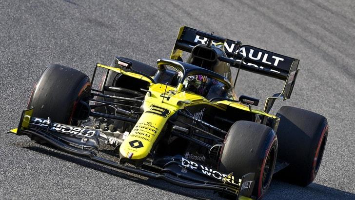 GP Toscana, Ricciardo: