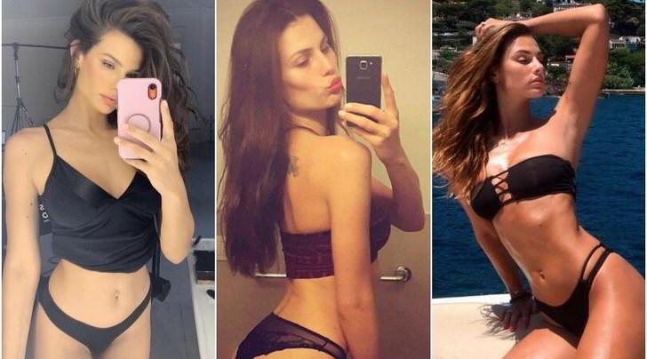 "GF Vip, Dayane Mello e la promessa a Enock Balotelli: ""Girerò nuda"""
