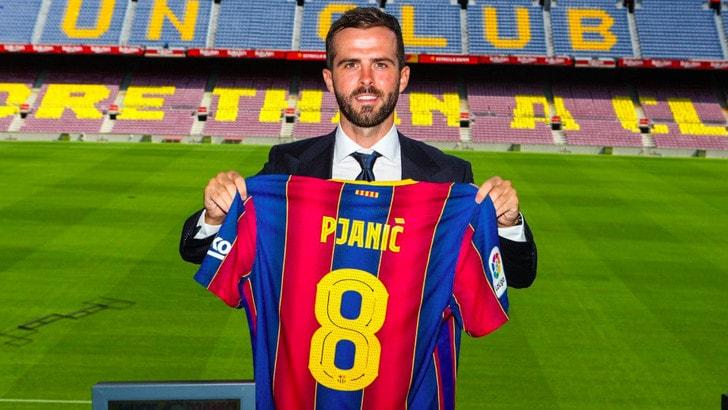 """Juve, senti Pjanic: """"Avevo bisogno di nuovi stimoli. Il Barcellona era il mio sogno"""""""