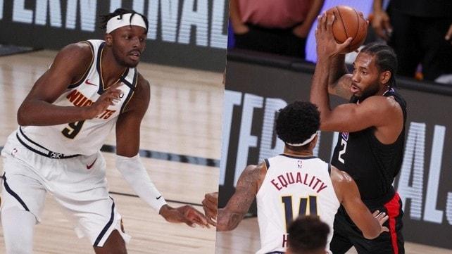 Nba, storica rimonta Nuggets! Niente derby in finale per i Clippers