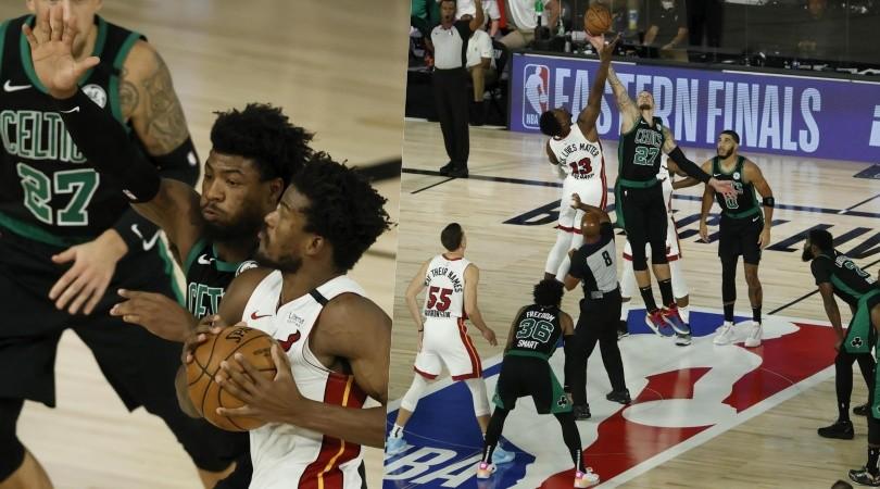 Nba, Miami parte bene contro Boston in gara-1 della finale ad Est