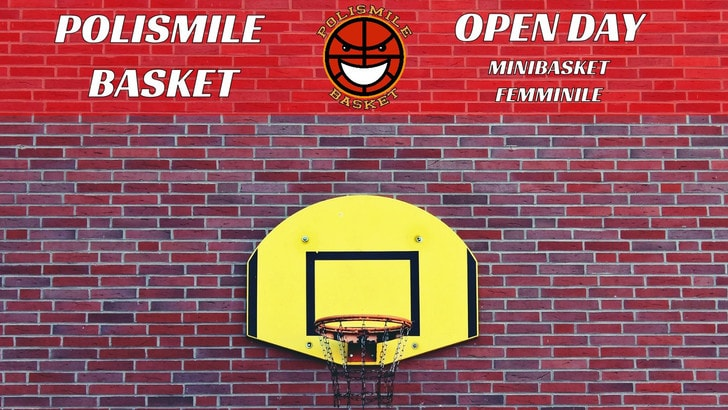LaPolismile basket lancia gli Open Day