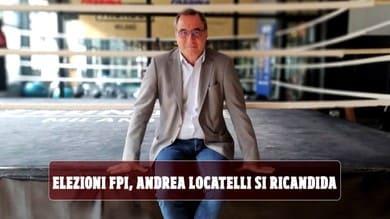 Elezioni FPI, Andrea Locatelli si ricandida