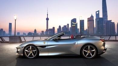 Ferrari Portofino M: le immagini