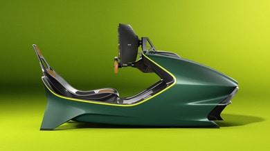 Aston Martin AMR-C01: gli scatti