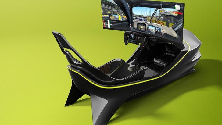Aston Martin AMR-C01, il simulatore esclusivo da 68.000 euro