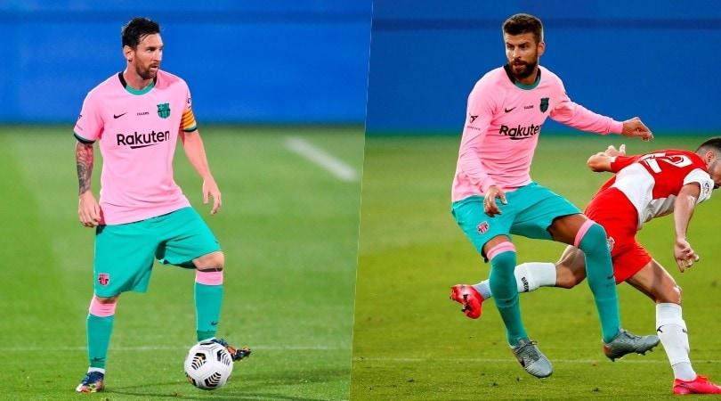Barcellona in rosa, la nuova maglia divide i tifosi