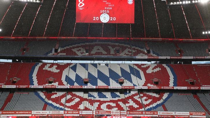 Coronavirus, dietrofront in Bundesliga: Bayern Monaco-Schalke 04 a porte chiuse