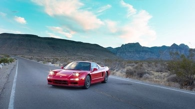 Acura NSX Zanardi Edition, è in vendita il 51° esemplare dedicato ad Alex