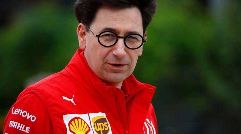 """Ferrari, Binotto: """"Non siamo soddisfatti ma si è visto qualche progresso"""""""
