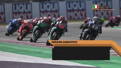 MotoGP, Emilia Romagna: italiani per continuare il filotto