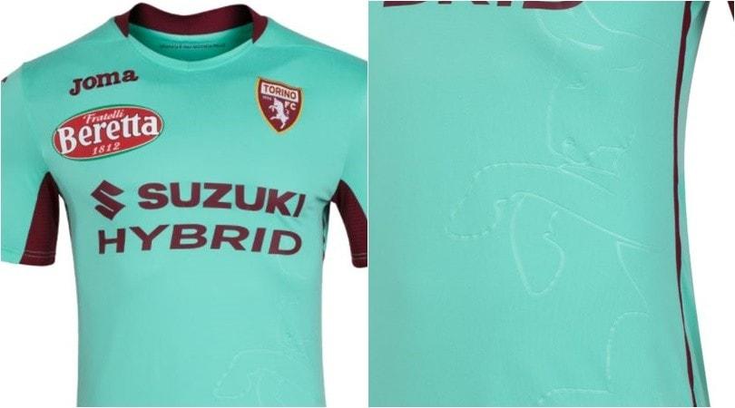 Torino, svelata la terza maglia per la stagione 2020/2021