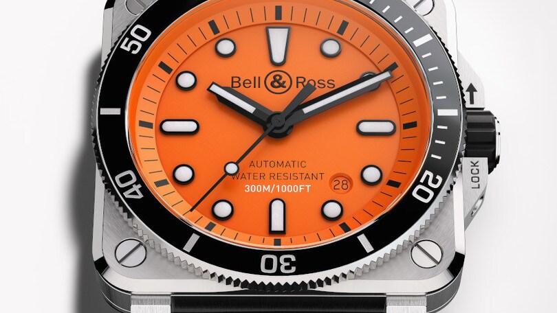BR 03-92 Diver Orange edizione Boutique