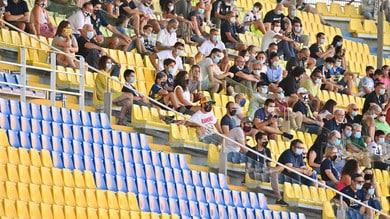 L'Emilia Romagna apre ai tifosi: 13mila al Gp di Imola, mille in Parma-Napoli