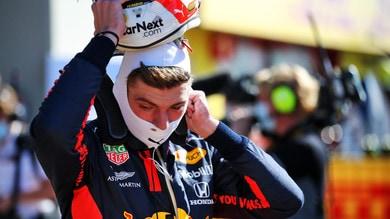 F1 Red Bull, Verstappen incerto sul domani