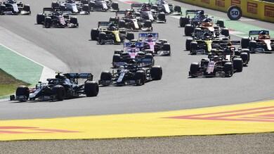 F1, il Gran Premio dell'Emilia Romagna si corre con il pubblico