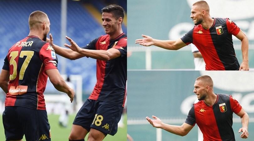 Genoa, Pjaca debutta con una perla: Crotone ko 4-1!